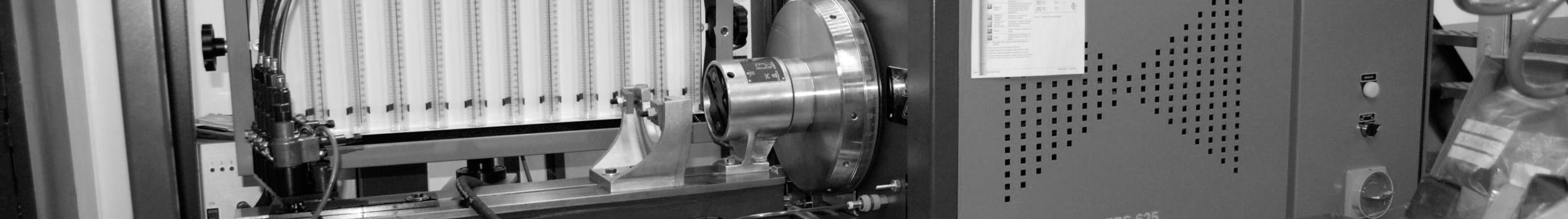 laboratoire diesel équipé de banc de test injection diesel et essence